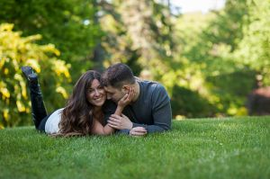 Botanical Gardens Engagement Portraits taken by Benson Lau Photography  004.jpg