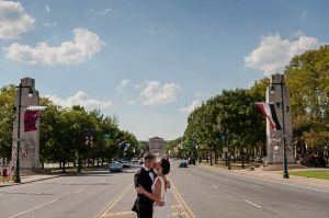 City and urban Wedding day Portraits taken by Benson Lau Photography  005.jpg