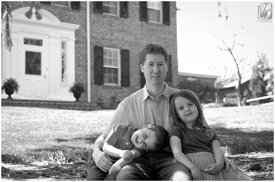 Family Portraits Baltimore Maryland Photographer taken by Benson Lau Photography 1.jpg