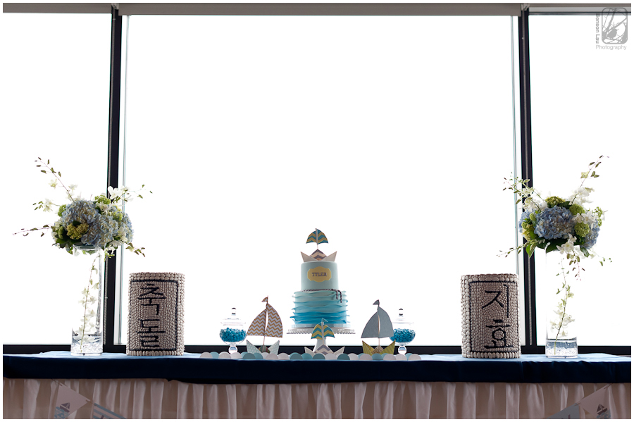Korean First Birthday Edgewater New Jersey Chart House taken by Benson Lau Photography 7.jpg