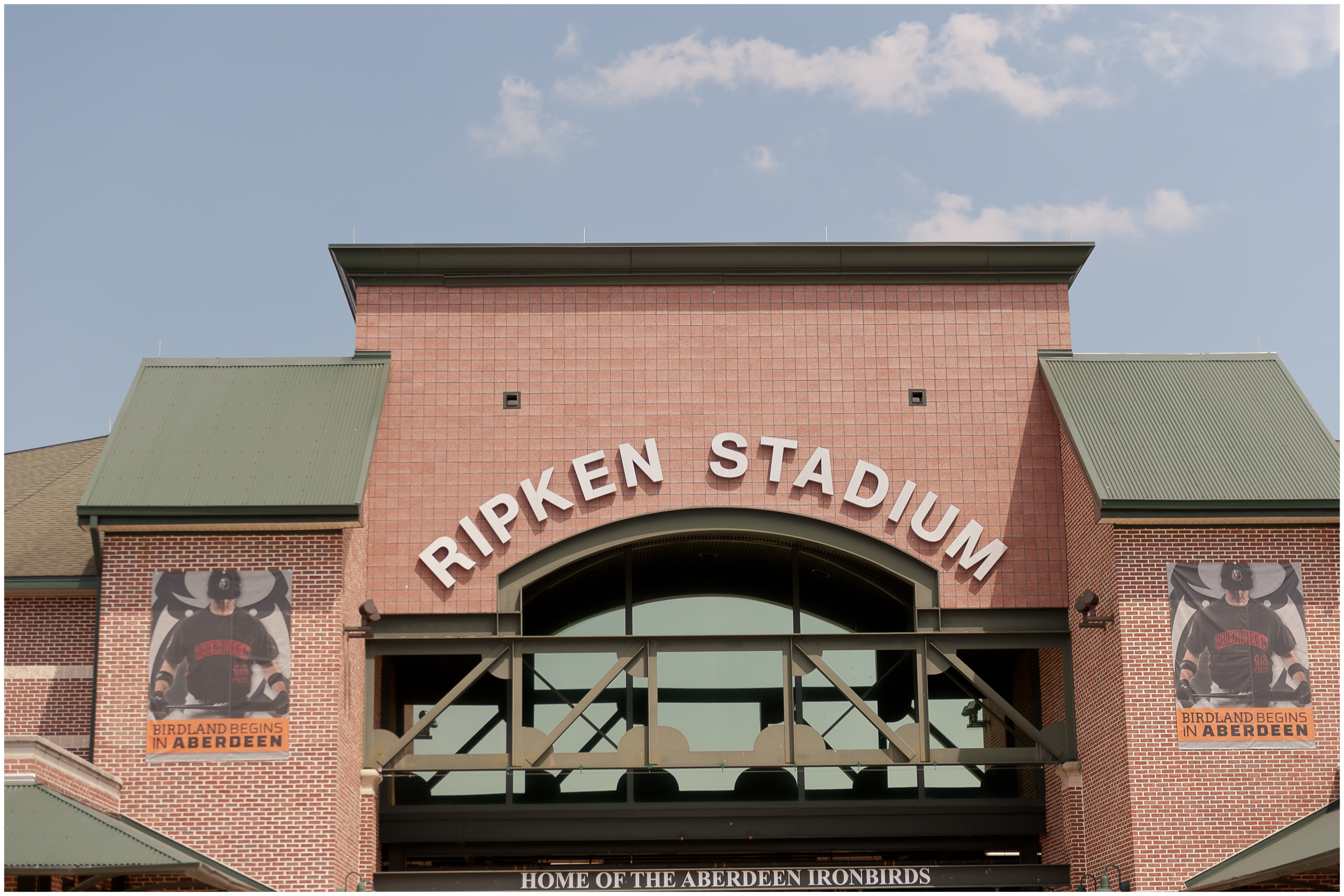 Family Portraits Ripkin Stadium Maryland taken by Benson Lau Photography 1.jpg