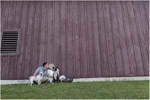 Engagement Portraits at Jefferson Patterson Park in St Leonards Maryland taken by Benson Lau Photography 2.jpg