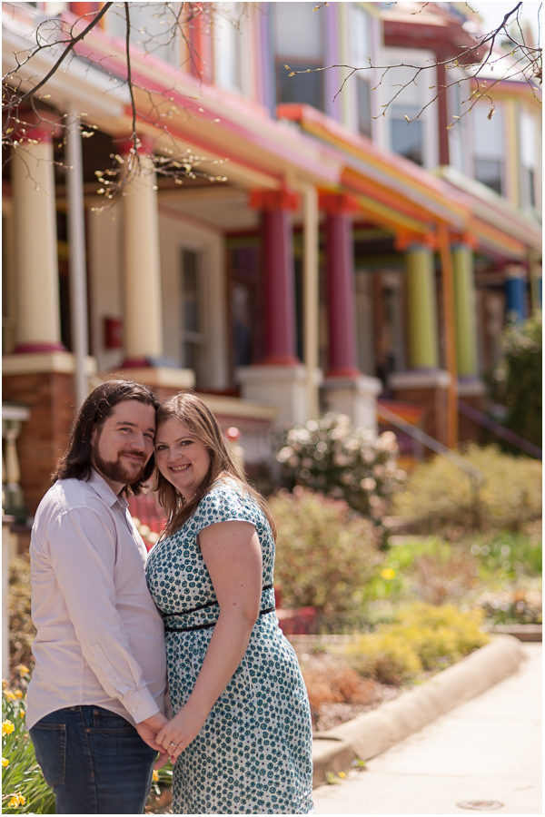 Engagement portraits in Baltimore Maryland taken by Benson Lau Photography 1.jpg