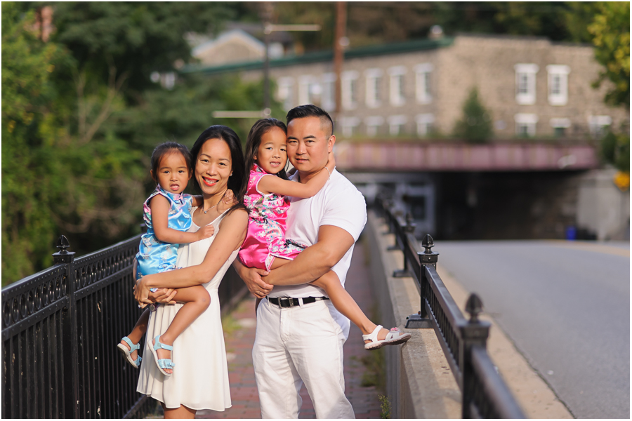 Family Portraits in Old Ellicott City Maryland taken by Benson Lau Photography 3.jpg